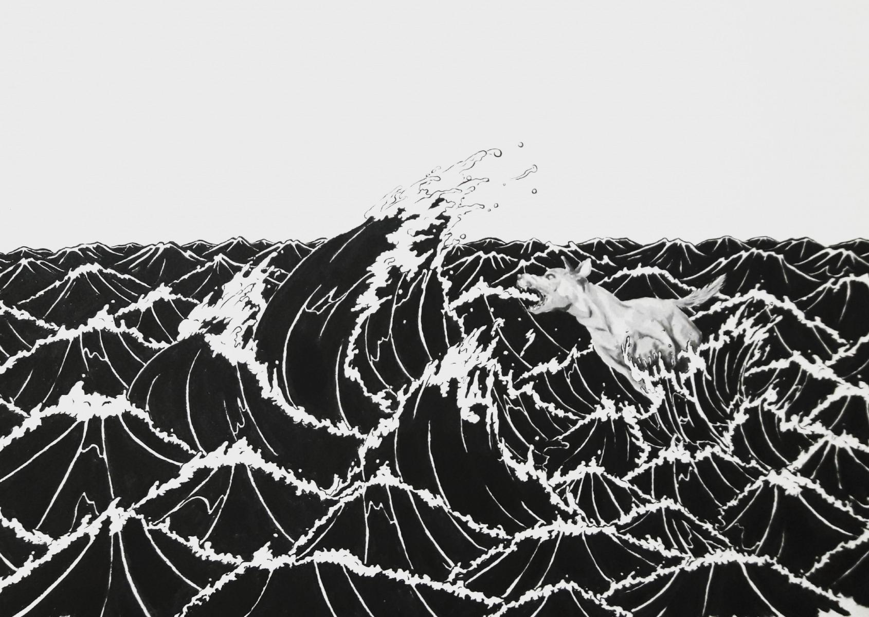 5°-dibujo-sobre-esta-tristeza-que-no-entiendo-30x40-2018