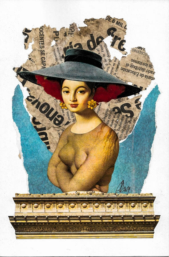 Desnudo-No.-I-Dama-pudorosa-Collage-2019